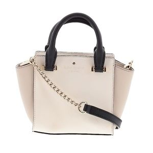 Kate Spade New York Leather Satchel